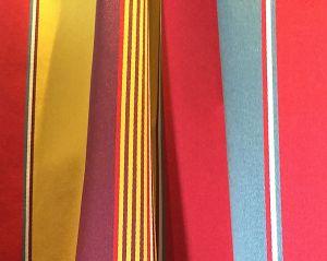 H0 00011659 MARIGNY Rubis Scalamandre Fabric