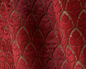 H0 00011695 TULIPES Cornaline Scalamandre Fabric