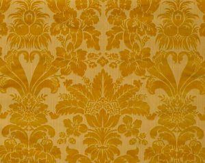 H0 00021681 MANSART Or Scalamandre Fabric