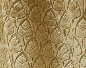 H0 00021695 TULIPES Or Scalamandre Fabric