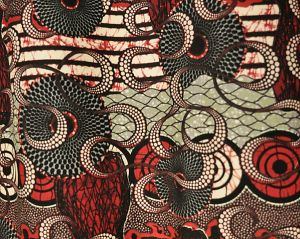 H0 00023452 MELTINGPOT Rouge Scalamandre Fabric