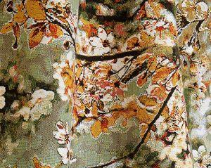H0 00023468 SAKURA Dore Scalamandre Fabric