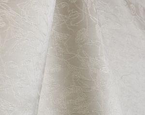 H0 00023471 REGARD Ecru Scalamandre Fabric