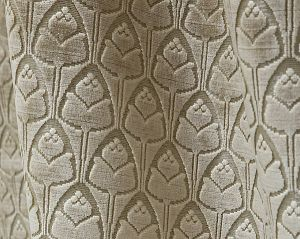 H0 00031695 TULIPES Cristal Scalamandre Fabric