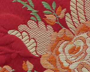 H0 00041527 ST. CLOUD Rouge Scalamandre Fabric