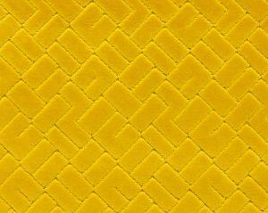 H0 00050576 VALLAURIS VELVET Citron Scalamandre Fabric