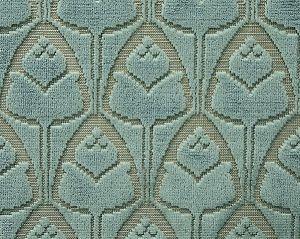 H0 00051695 TULIPES Porcelaine Scalamandre Fabric