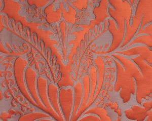 H0 00060539 ODALISQUE Cornaline Scalamandre Fabric