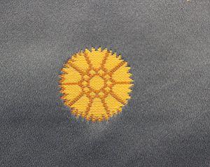 H0 00061564 MURAT SEME Faience Scalamandre Fabric