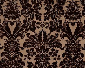 H0 00061681 MANSART Chatain Scalamandre Fabric
