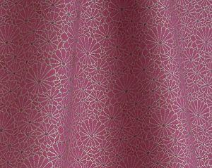 H0 00063467 OBI JACQUARD Fuchsia Scalamandre Fabric