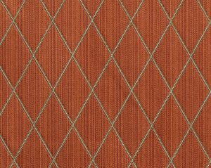 H0 00080484 FILIN Cuivre Scalamandre Fabric