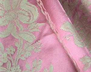 H0 00084052 VALOGNES Rose Scalamandre Fabric