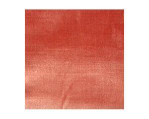 H0 00091502 VELOURS UNI Geranium Scalamandre Fabric