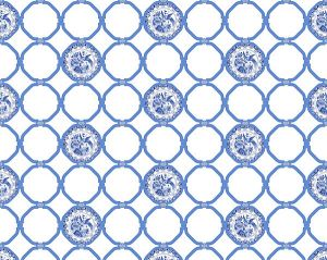 N4 0001ETER ETERNITY Blue Scalamandre Fabric