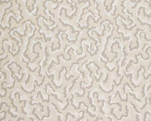 27007-001 VERMICELLI WEAVE Oyster Scalamandre Fabric