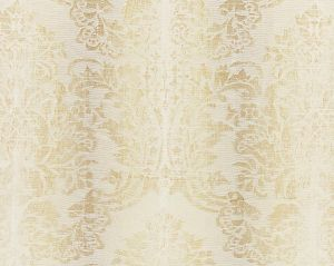 27093-001 SORRENTO LINEN DAMASK Parchment Scalamandre Fabric