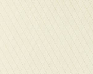 27143-001 DIAMOND WEAVE Ivory Scalamandre Fabric