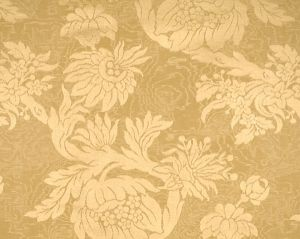 26695-002 DAMAS PARC MONCEAU Yellow Scalamandre Fabric