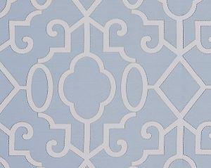 27012-002 MING FRETWORK Cloud Scalamandre Fabric