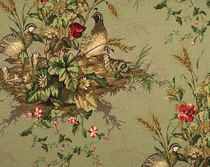 16310-003 EDWIN'S COVEY Multi On Willow Scalamandre Fabric