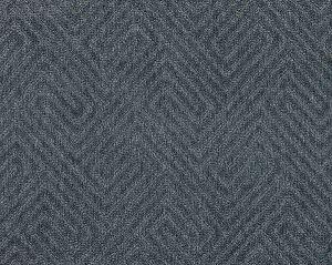 27060-003 MEANDER VELVET Smoke Scalamandre Fabric