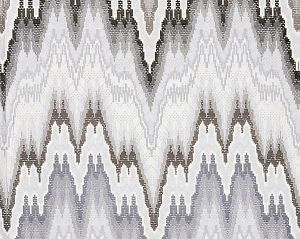 27070-003 BARGELLO Graphite Scalamandre Fabric