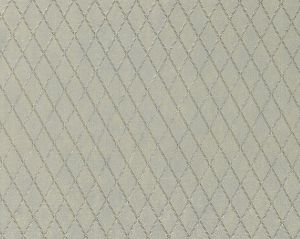 27143-003 DIAMOND WEAVE Pewter Scalamandre Fabric