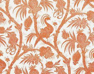 16575-004 BALINESE PEACOCK Mandarin Scalamandre Fabric