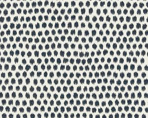 27182-004 DOT WEAVE Indigo Scalamandre Fabric