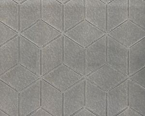 SC 0004WP88370 GLACIER Gunmetal Scalamandre Wallpaper