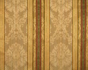 26166-006 SANTA MARGARITA Multi On Ochre Scalamandre Fabric