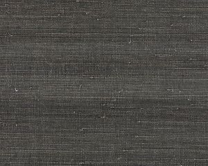 SC 0006WP88343 TEXTURED SISAL Anthracite Scalamandre Wallpaper