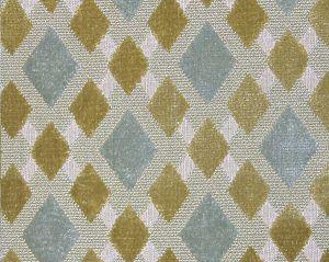VC 00022104 VIVACE Aqua Chartreuse Old World Weavers Fabric