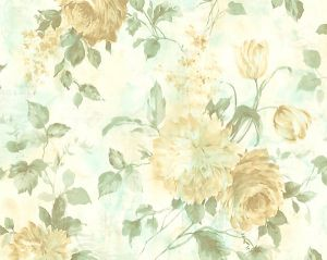 WMA MF020506 SASHA Yellow Scalamandre Wallpaper