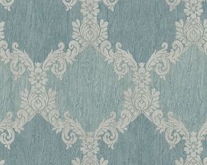 WMA MF020701 SOUTH SHORE Blue Scalamandre Wallpaper