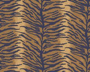 WMA MF020704 MAXIM Gold Purple Scalamandre Wallpaper
