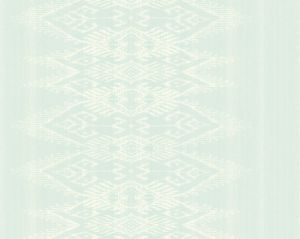 WMA MF090707 PROVENDER Turquoise Scalamandre Wallpaper