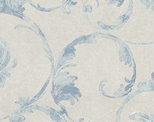 WMA MF120703 SEAPOWET Light Blue Scalamandre Wallpaper