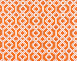 WR 00042995 OAK BLUFF Kumquat Old World Weavers Fabric