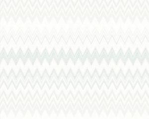 WRK 0066ZIGZ ZIG ZAGS Silver Missoni Home Wallpaper