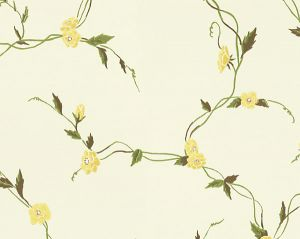 WSB 00220428 LEVI Light Yellow Sandberg Wallpaper
