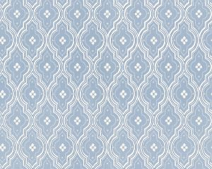 WSB 00360424 VIOLA Light Blue Sandberg Wallpaper