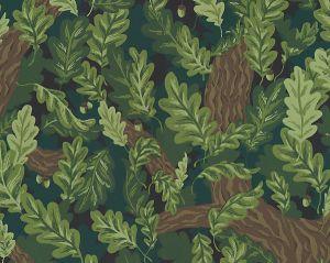 WSB 00880433  EK Green Sandberg Wallpaper