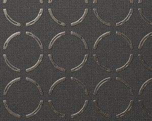 WTT 641135 RINGOLIN Charcoal Scalamandre Wallpaper