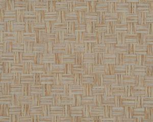 WTW 0418MOCC MOCCASIN WEAVE Cream Scalamandre Wallpaper