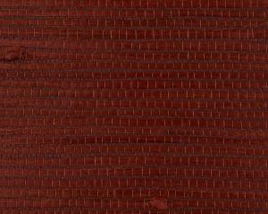 WTW 0424JORD JORDAN'S JUTE Scarlet Scalamandre Wallpaper
