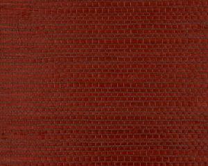 WTW 0426JUST JUSTIN JUTE Crimson Scalamandre Wallpaper