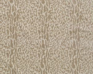 ZS 00022A7A SNOW LEOPARD Winter White Old World Weavers Fabric