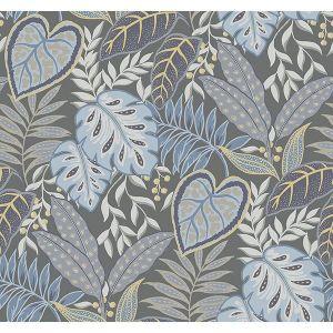2785-87422 Jasmine Denim Brewster Wallpaper